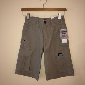 Boy's Beige Shorts